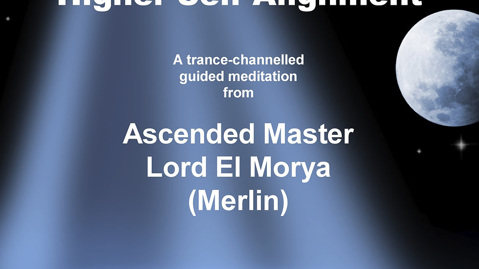 24 Lord El Morya – Divine Will and Higher Self-Alignment MP3
