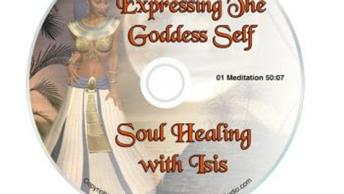 72 Expressing the Goddess Self – A Journey into Soul Star Chakra Healing MP3