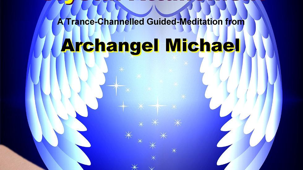 52 Archangel Michael – Crystal Attunement Meditation
