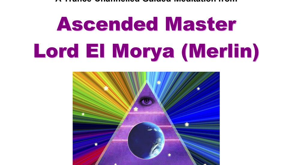 40 Lord El Morya – Third Eye Activation