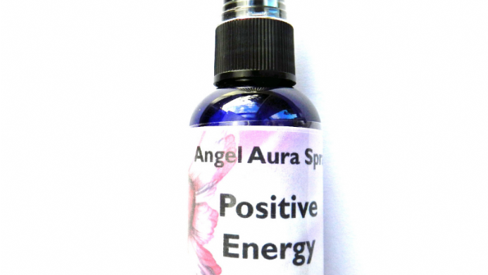 08 Positive Energy Angel Aura Spray