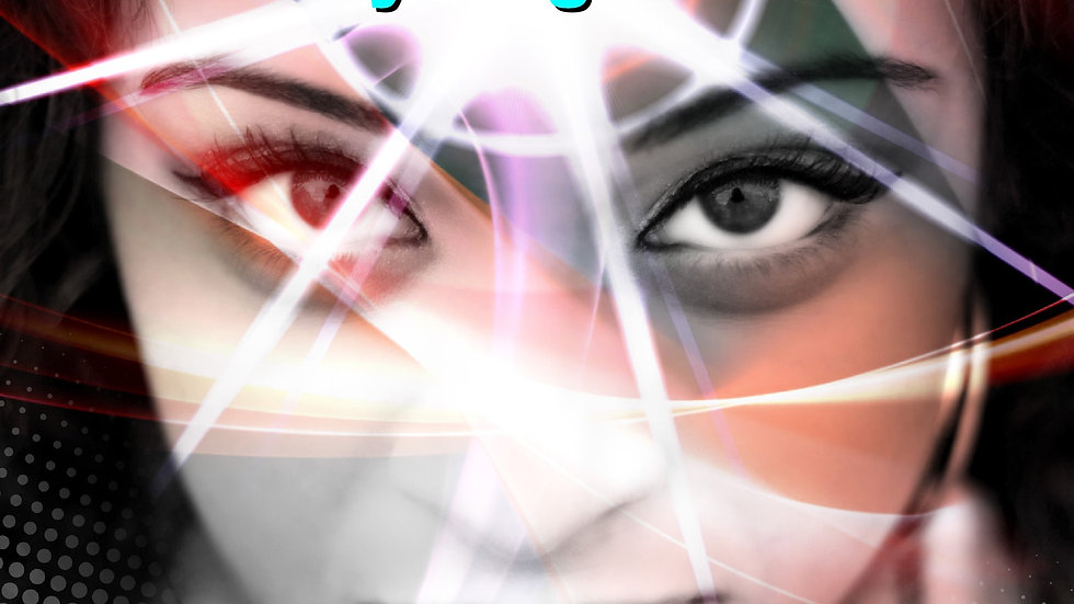 48 Mary Magdalene – Activating Your Third Eye