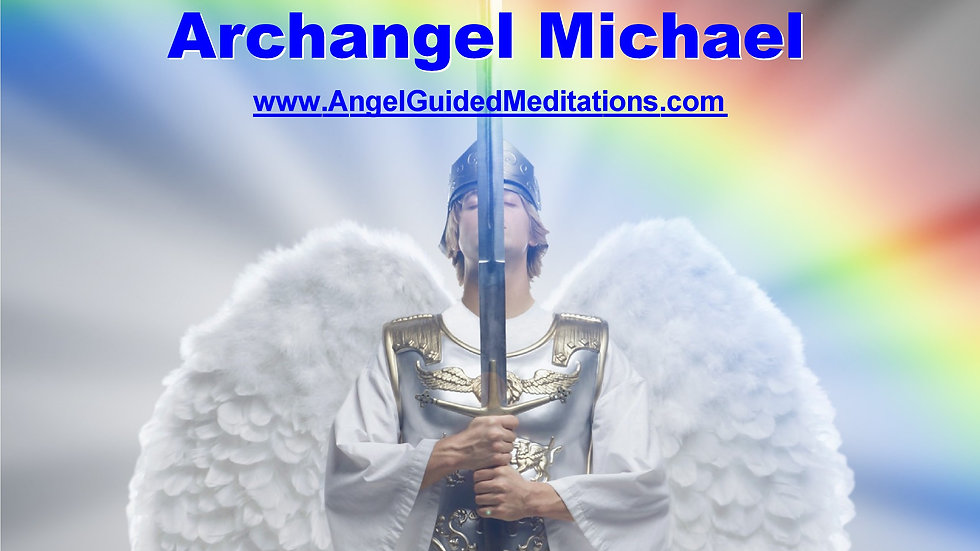 37 Archangel Michael – Psychic Protection MP3