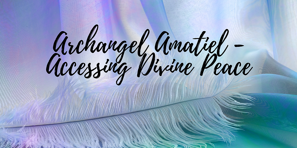 Accessing Divine Peace with Archangel Amitiel