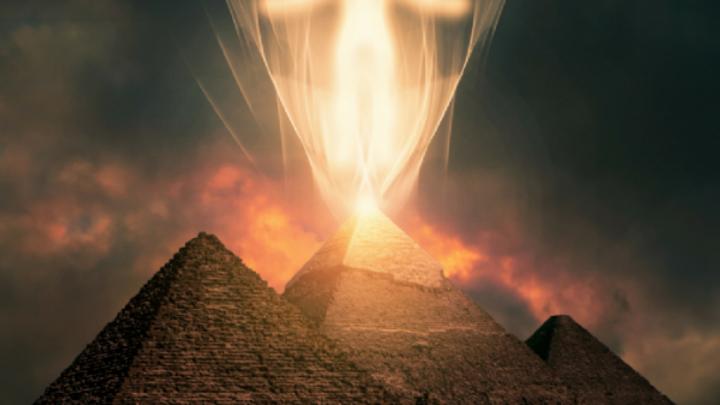 Archangel Uriel Sphinx Ancient Egypt Energy Attunement