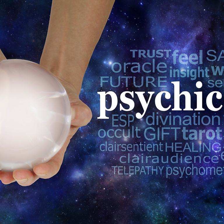Psychic Development - Clairvoyance/Psychometry