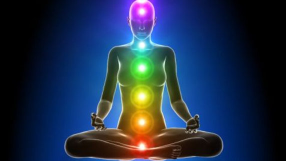 Chakra Cleansing & Balancing