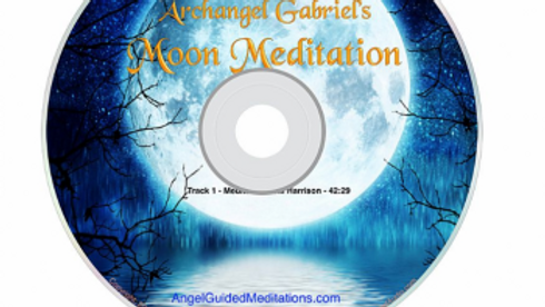 67 Moon Meditation For Healing & Peace with Archangel Gabriel MP3