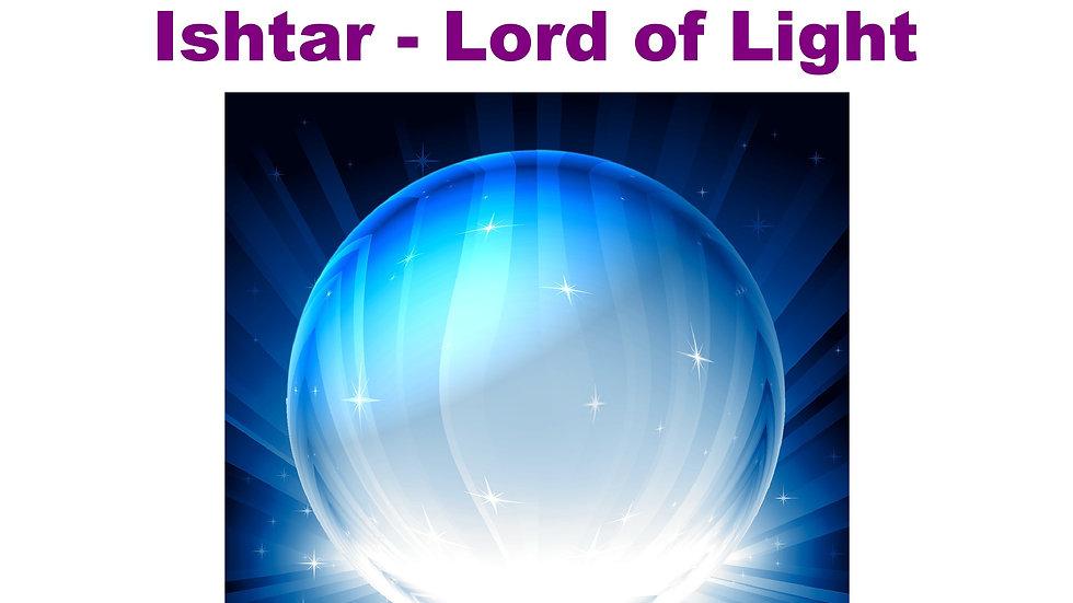 41 Ishtar Lord of Light – Angel Healing Meditation