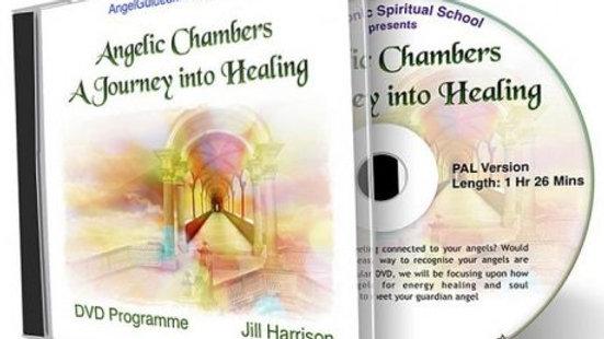 Angelic Chambers – A Journey Into Energy Healing Digital DVD