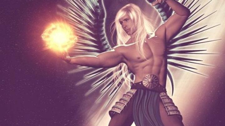 Archangel Gabriel Angel Attunement