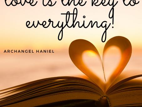 How To Be Free - Archangel Haniel