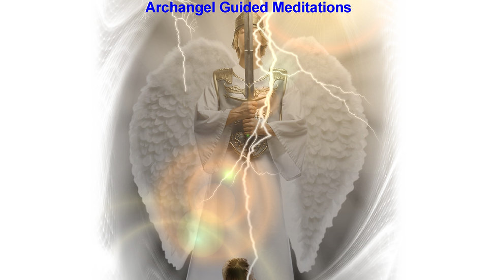 18 Archangel Michael – Fear Releasing Ritual Meditation MP3
