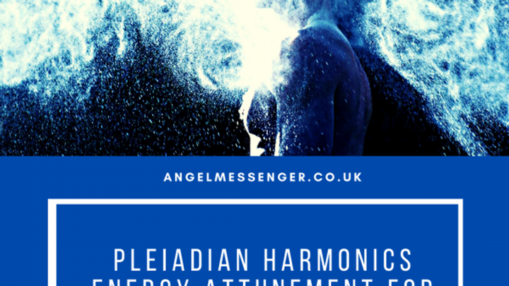 PLEIADIAN HARMONICS ENERGY ATTUNEMENT FOR SPIRITUAL AWAKENING