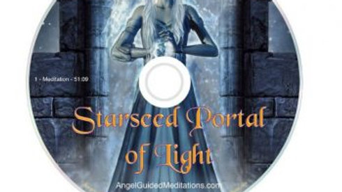 69 Starseed Portal of Light Healing Meditation MP3