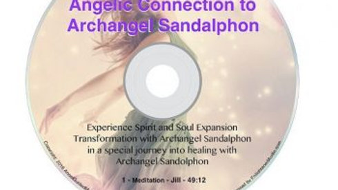 62 Angelic Connection To Archangel Sandalphon MP3