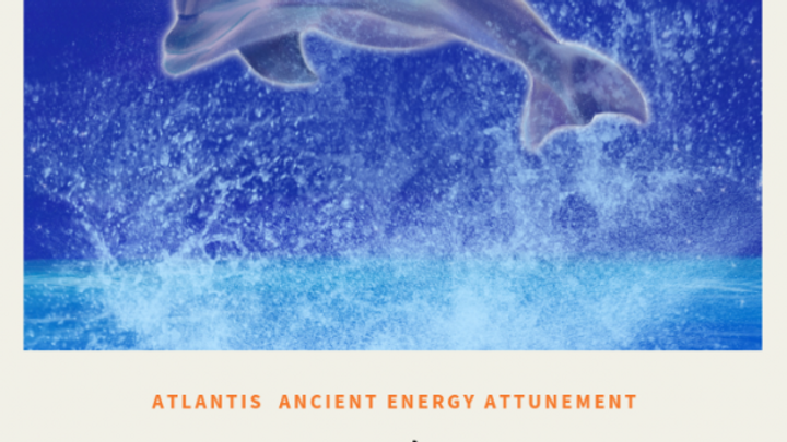 Atlantis Ancient Healing Energy Attunement