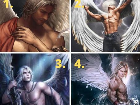 Angel Energy Reading