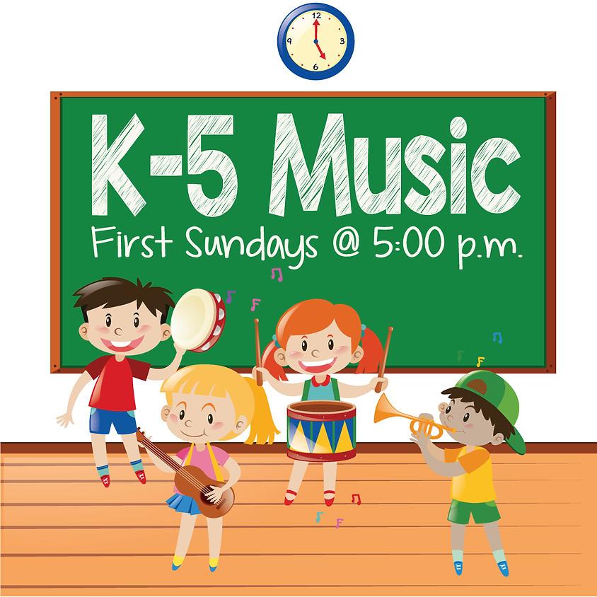 K-5 Music