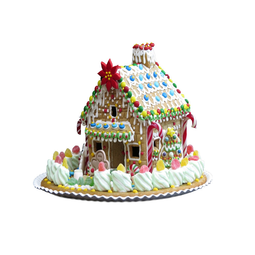 MeetUp: SMPC Small Fries Gingerbread House Workshop