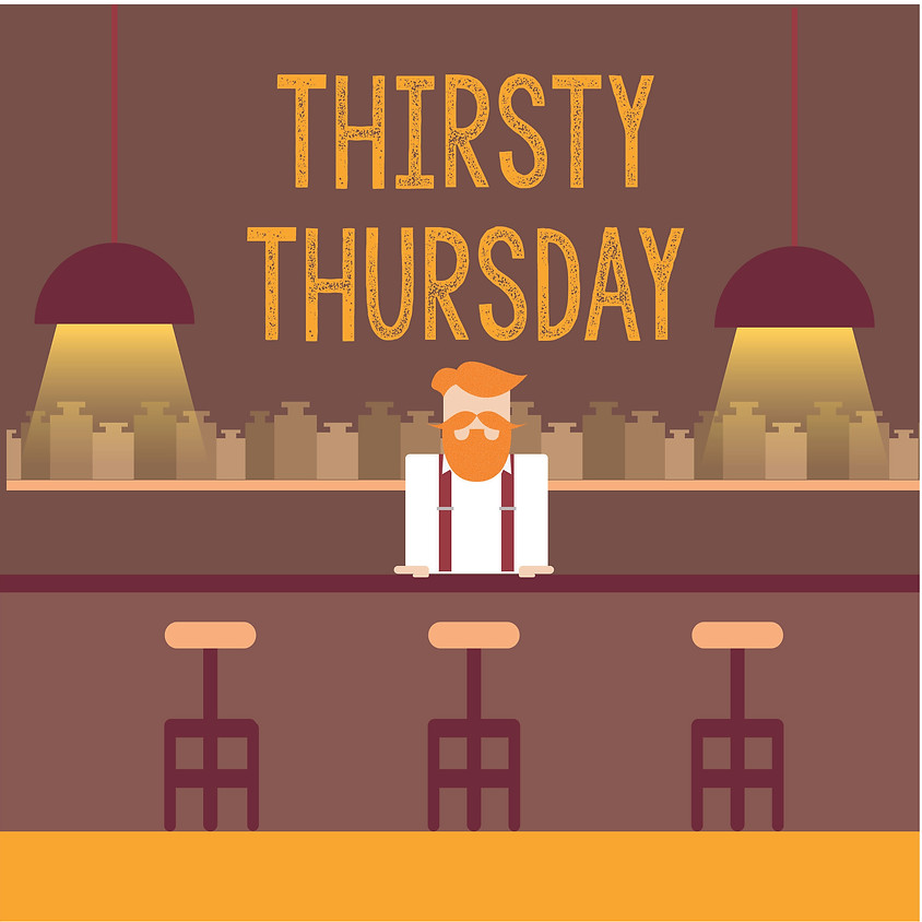 ZOOM MeetUp: Thirsty Thursday