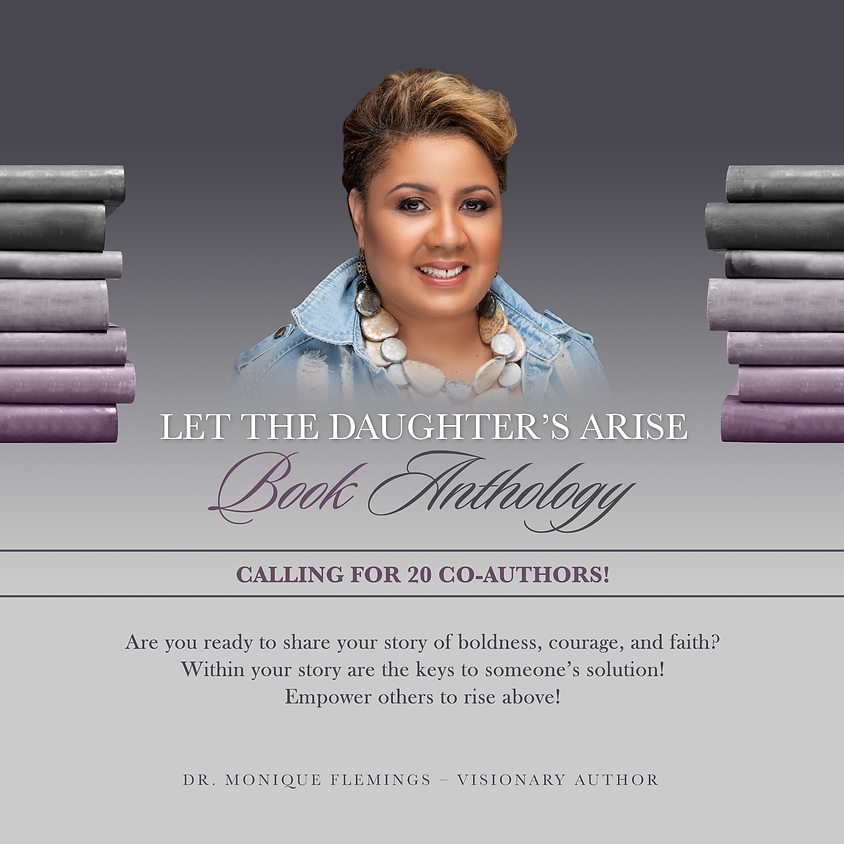 Let the Daughters Arise Anthology