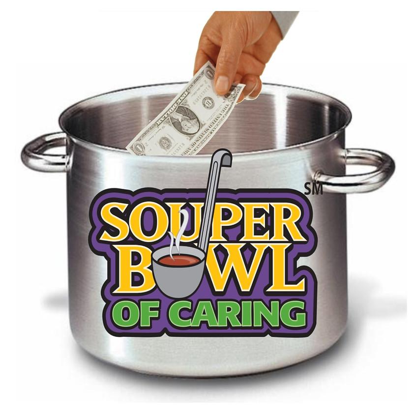 Souper Bowl Sunday Offering
