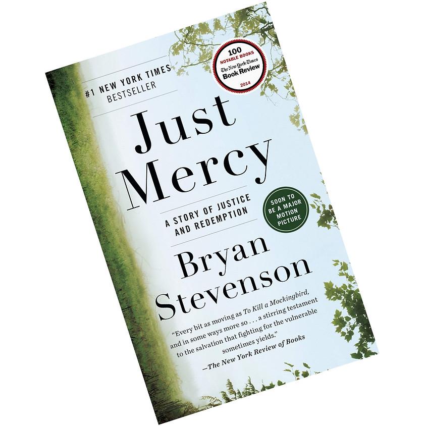 Lenten Book Study:  Just Mercy