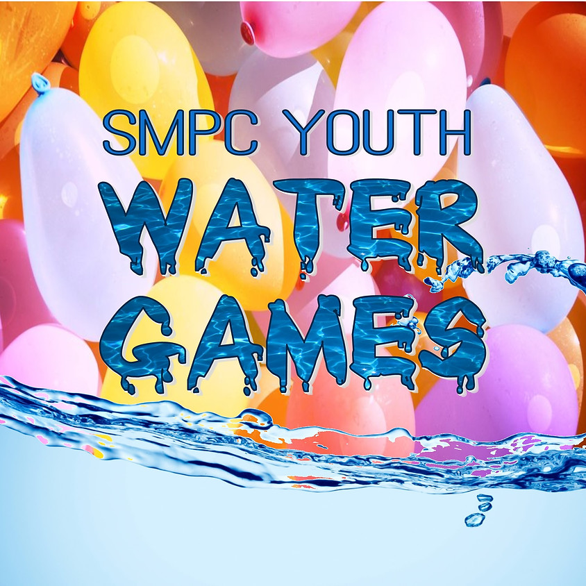 Youth Fall Kick-Off:  Water Games