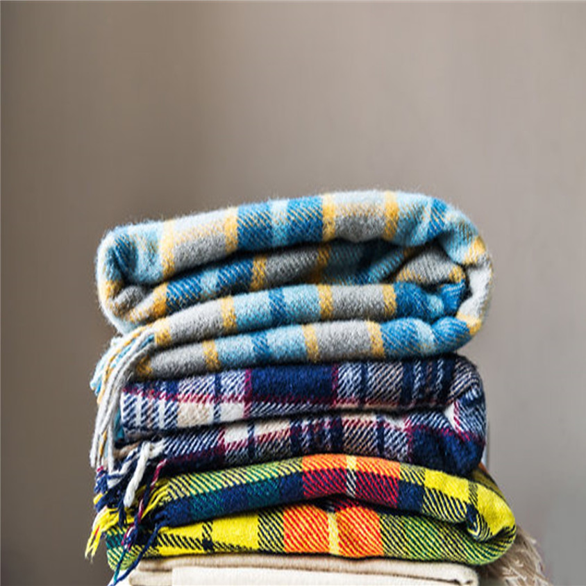 Youth Blanket Drive for Crisis Assistance Ministry