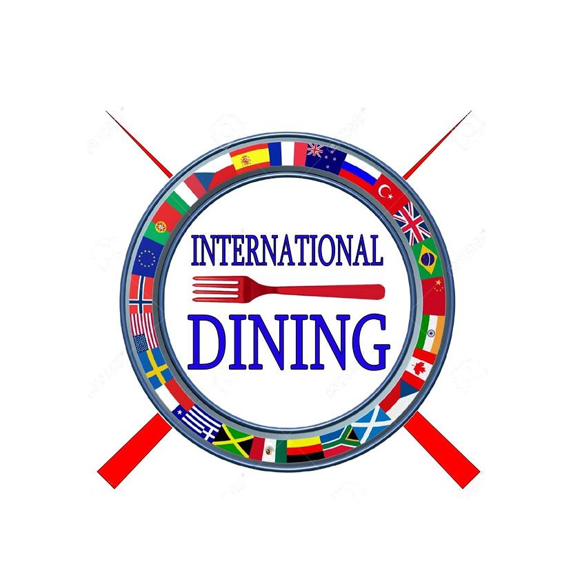 MeetUp: International Dining