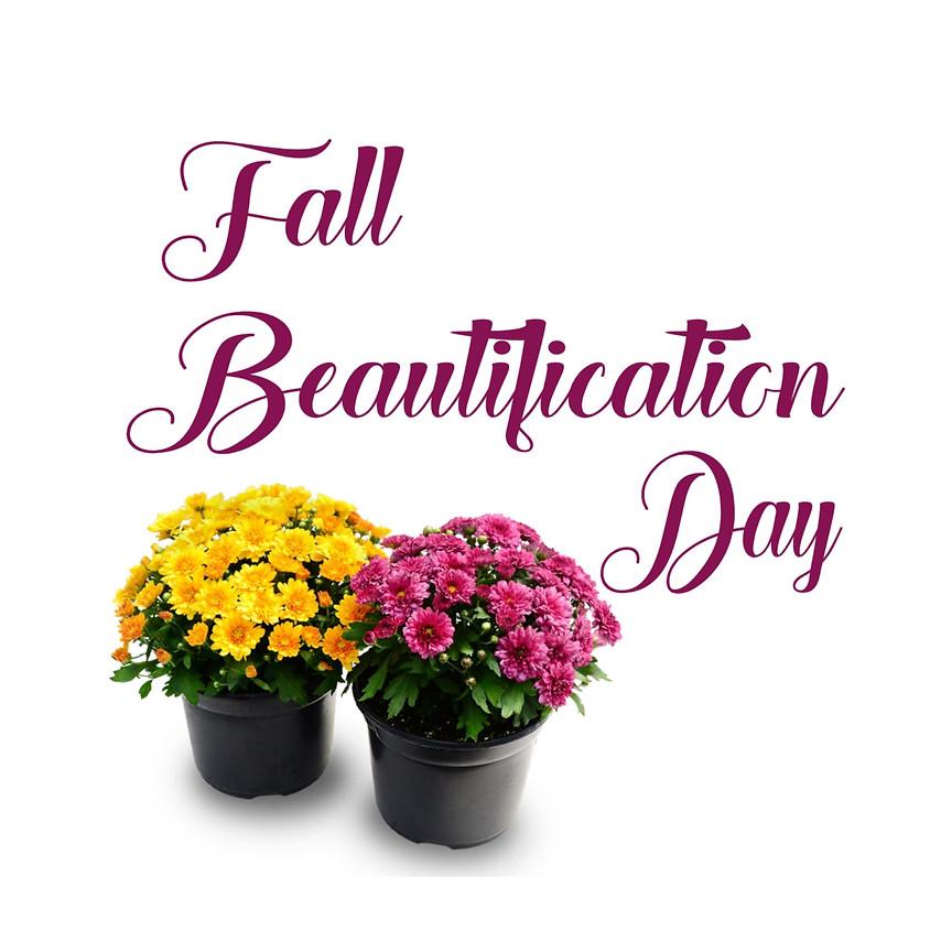 Fall Beautification Day