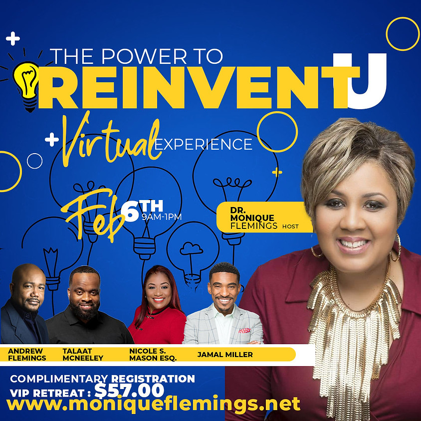 The Power to Reinvent U