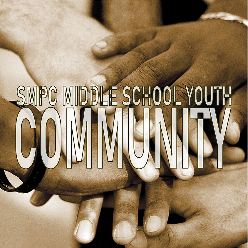 SMPC Middle School Youth Online Study: Community