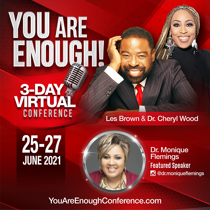 You Are Enough Conference