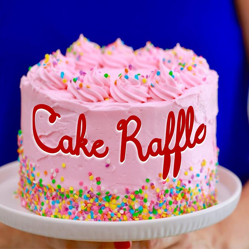 YOUTH SUNDAY:  Cake Raffle