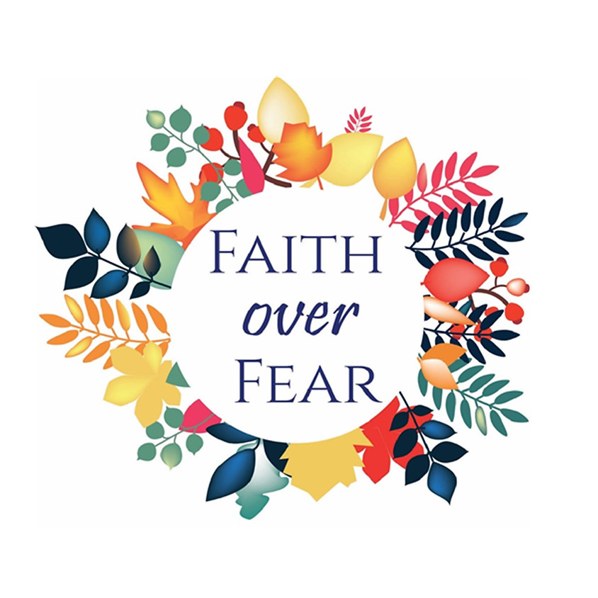 Faith Over Fear: Youth Group Kickoff