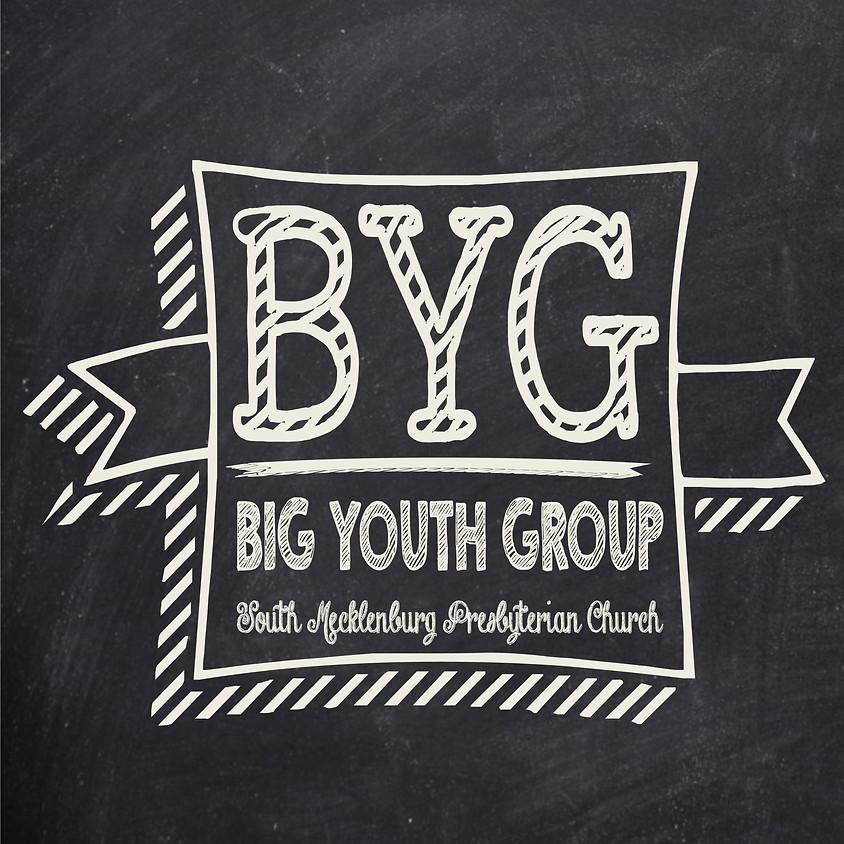 BYG (Big Youth Group): Faith Over Fear