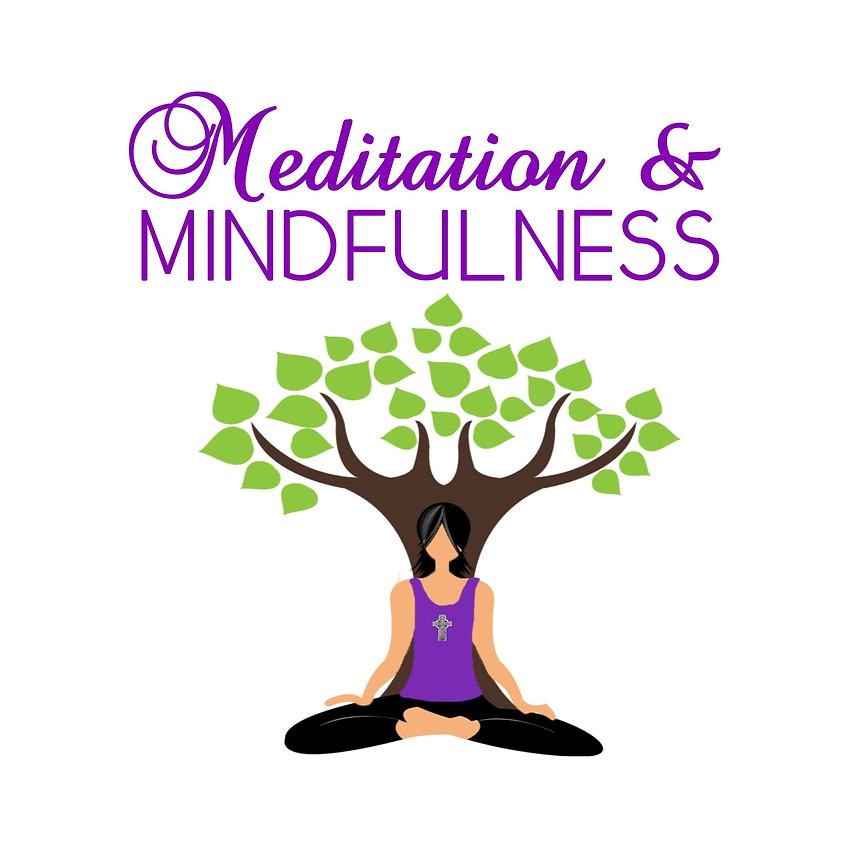 ONLINE: Youth: Meditation & Mindfulness