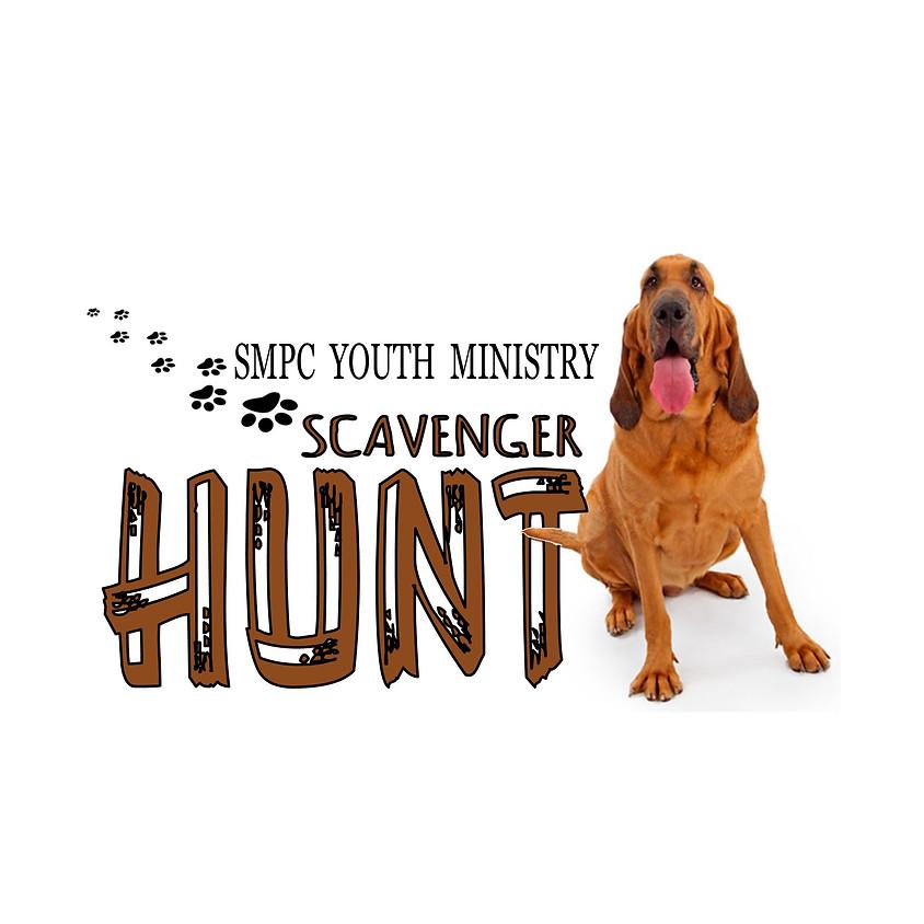 Youth Scavenger Hunt