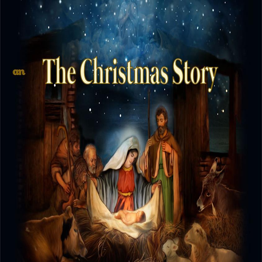 The Christmas Story:  An Advent Study