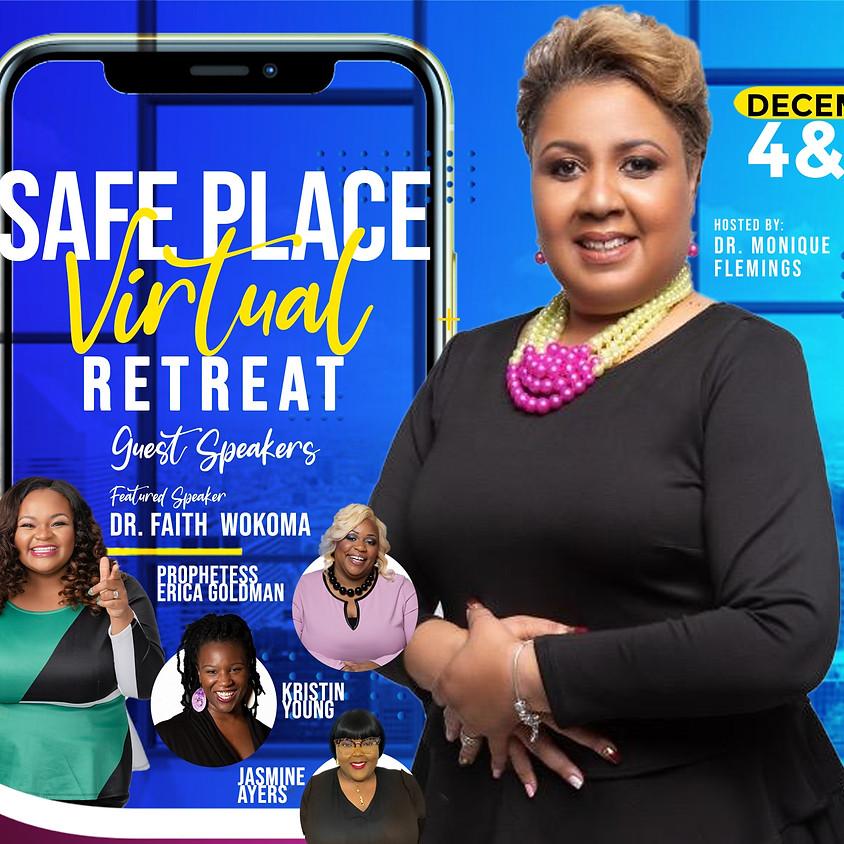 A Safe Place Virtual Retreat