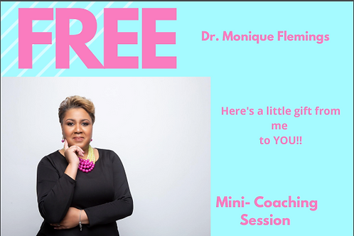 Free 20 Minute Coaching Session (w/ Purchase of Mastering Transitions!)