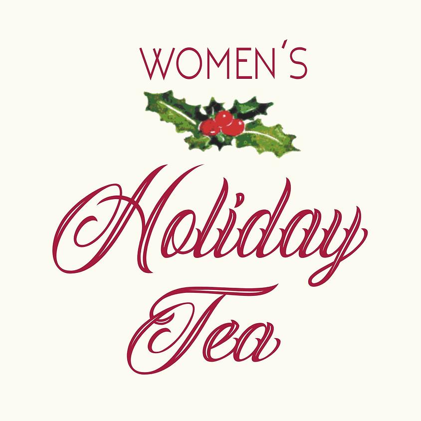 Women's Holiday Tea