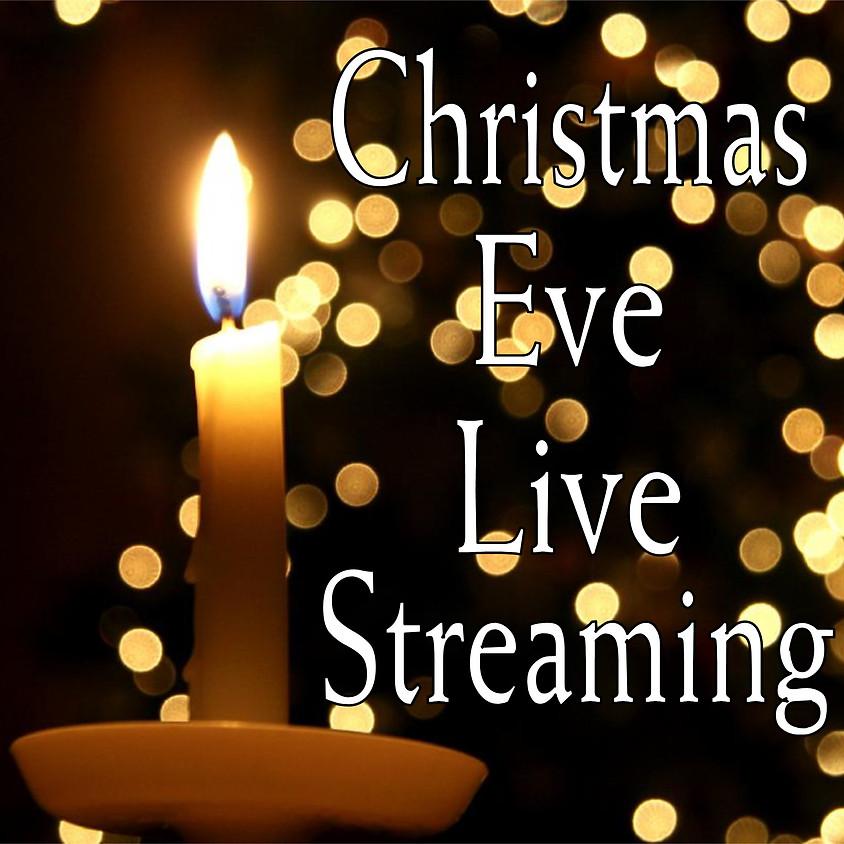 Christmas Eve Worship (Online)