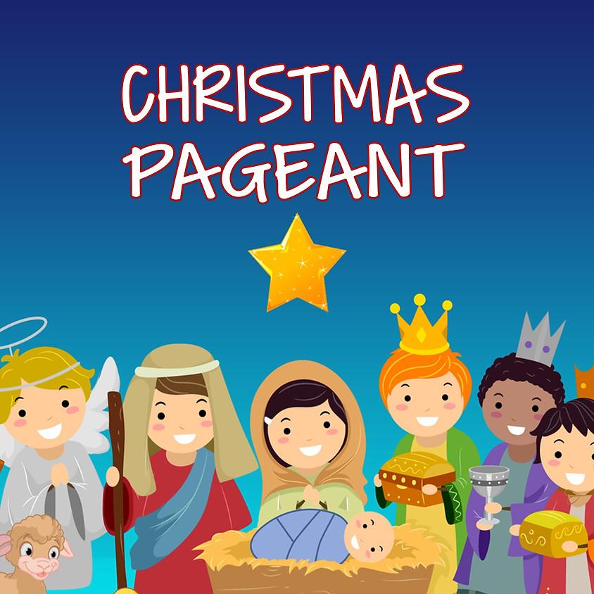 Christmas Pageant: Family, Faith & Fellowship
