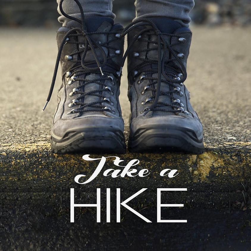 MeetUp: Take a Hike!