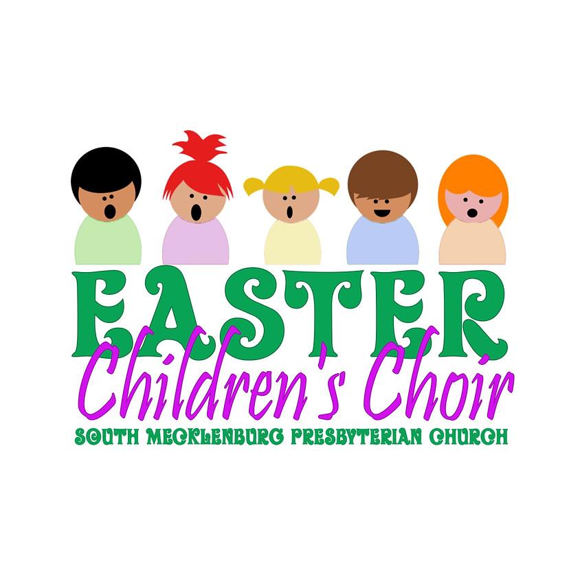 NEW! Easter Children's Choir Rehearsal #2