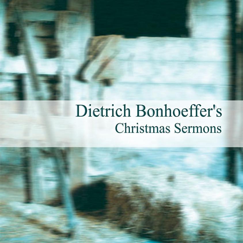 NEW! Bonhoeffer Study