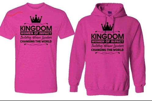 Kingdom Women T-Shirt & Hoodie